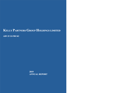Annual Report to shareholders - 20 August 2019