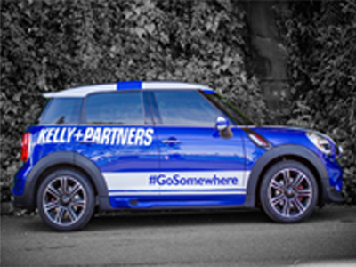 Kelly+Partners Mini Coopers